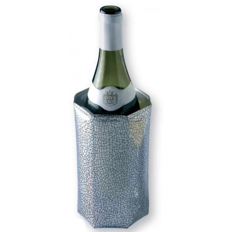 "Rafraîchissoir Vacu Vin ""Wine Silver"""