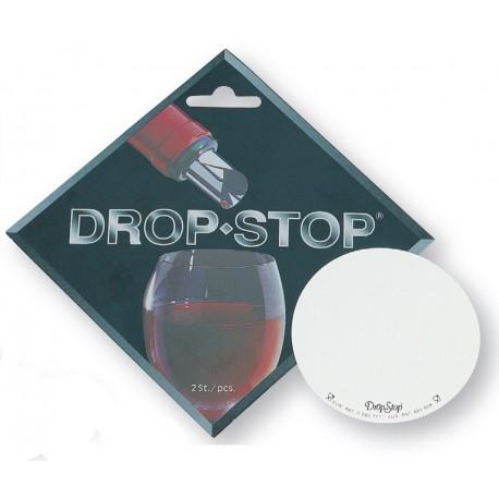 """Carte de 2 """"DROP STOP"""""""