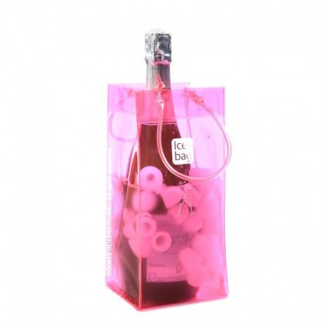 Sac à glace Ice Bag rose