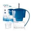Carafe à eau filtrante Säntis colris bleu - 2,4 litres