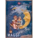 Plaque métal Maggi 30 x 40 cm