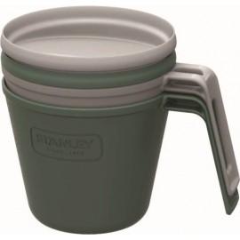 Tasse Mug Aventure bleue 0.47L Infini E-Cycle x2