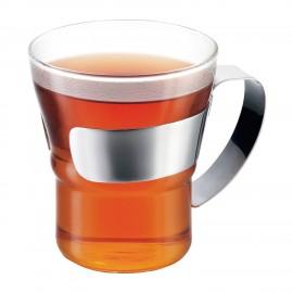 Set de 2 verres à thé & café ASSAM 0.30L