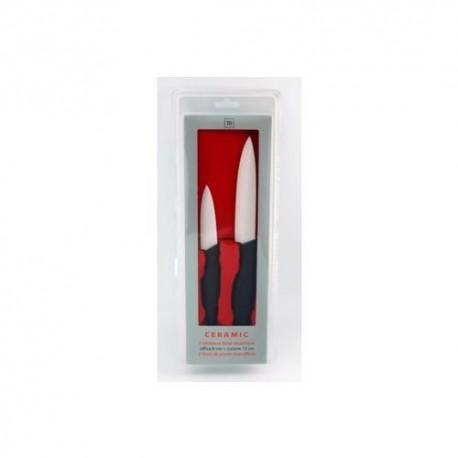 Coffret 2 Couteaux Céramiques TB 441805