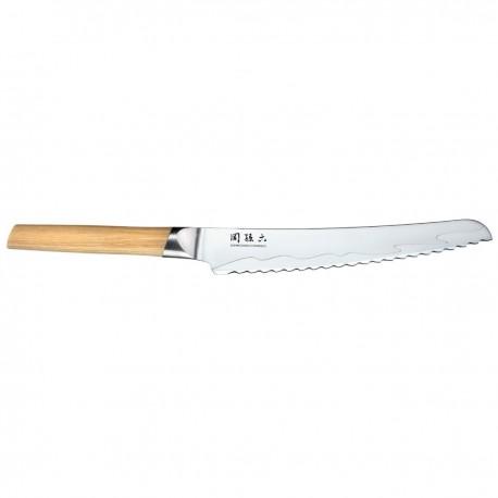 Couteau à pain Kai Seki Magoroku Composite MGC.0405