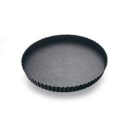 Moule à tarte rond cannelé Gobel Diamètre 24 cm