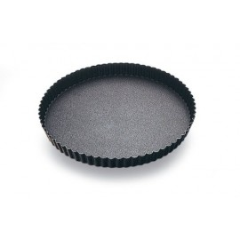 Moule à tarte rond cannelé Gobel Diamètre 28 cm