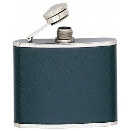 Flasque inox gainée cuir KEEN SPORT 120 ml