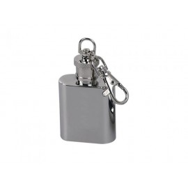 Flasque porte-clés inox Keen Sport 30 ml