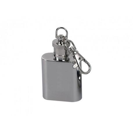 Flasque porte-clés inox Keen Sport 30 ml