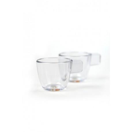 2 tasses incassables pour expresso