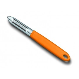 Éplucheur Victorinox 2 fentes à dents - orange