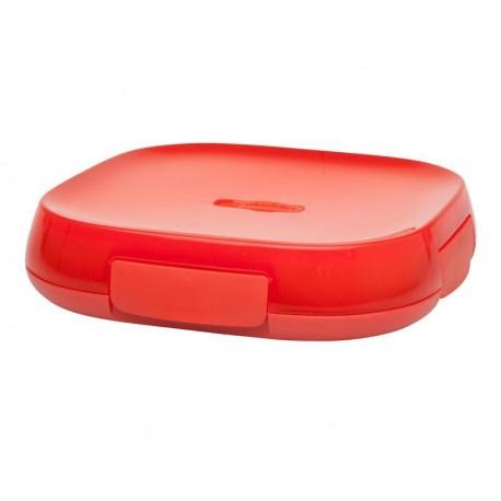 Assiette Aladdin 0.85L - rouge