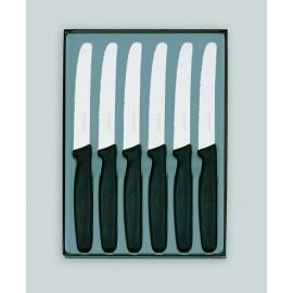 Coffret 6 couteaux de table VICTORINOX