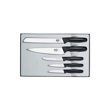 Coffret Cadeau 5 couteaux Victorinox