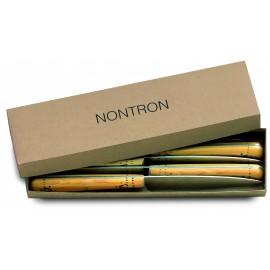 Boîte de 6 couteaux de table ou office NONTRON