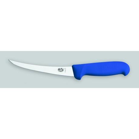 """Couteau à désosser""""VICTORINOX""""manche en fibrox bleu"""
